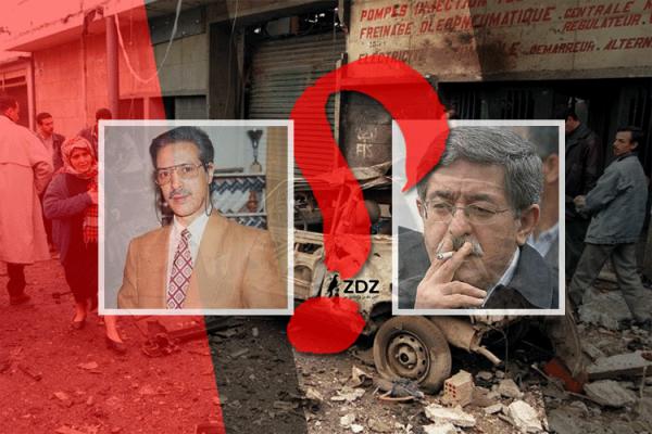 """السؤال الذي أحرج أويحيى: """"من كان يقتل الجزائريين""""؟"""