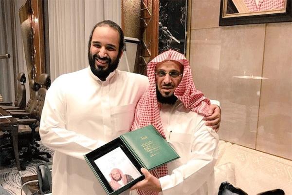 """عائض القرني: أنا على """"دين"""" محمد بن سلمان!"""