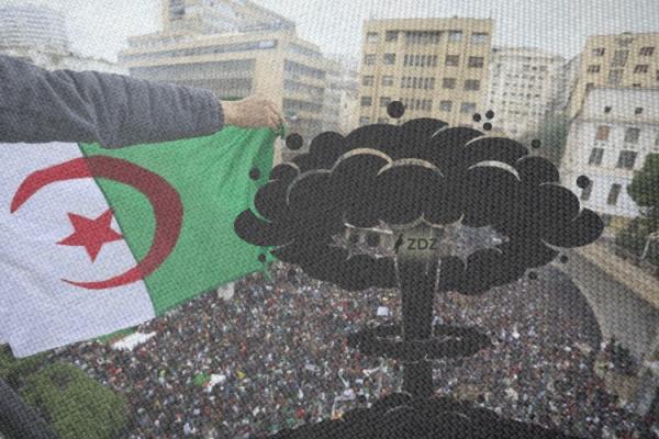 الجزائر في حالة حرب صامتة..!