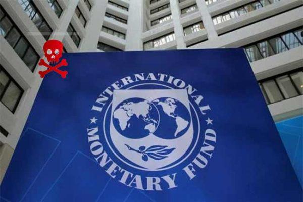 صندوقُ النقدِ الدولي عدوُ الشعوبِ ومدمرُ البلدانِ