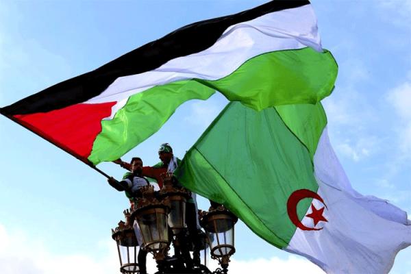 الجزائر الفلسطينية وفلسطين الجزائرية