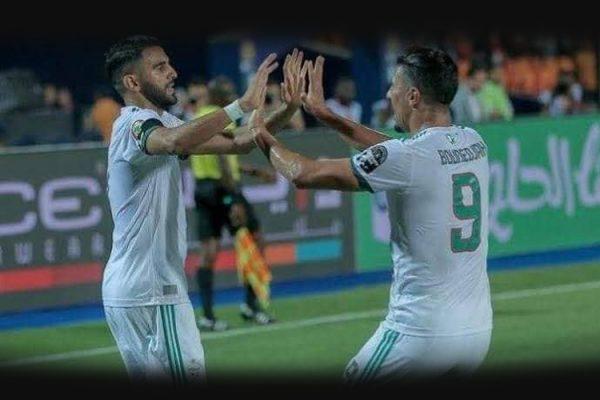 الجزائر 5 زامبيا 0: انطلاقة مذهلة لبطل إفريقيا