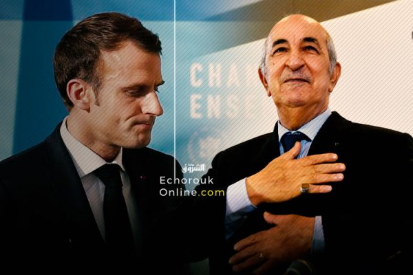 """لماذا ترفض فرنسا """"تهنئة"""" الرئيس تبّون؟!"""