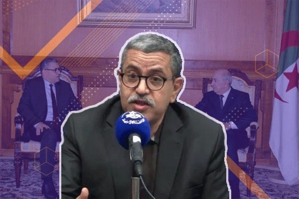 من هو عبد العزيز جراد.. الوزير الأول الجديد؟!