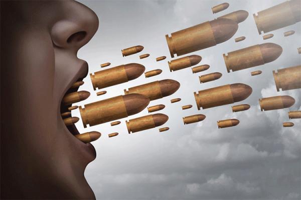 من يزرع خطاب الكراهية سيجني العنف!