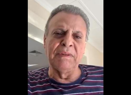 هاجم دولتين.. جمال ريّان باكيًا: الصّفقة لن تمرّ!