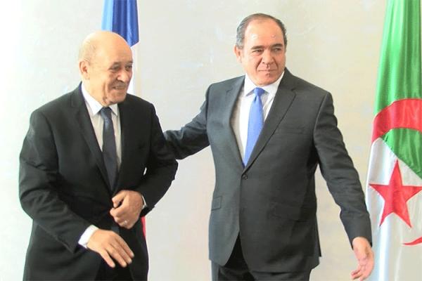زيارتان في شهرين لوزير الخارجية الفرنسي.. الجزائر غاضبة!