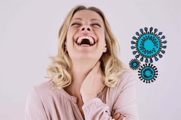 الأدوية الذاتية.. العلاج بالضحك