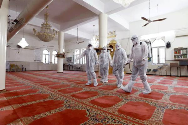 فتح جزئي للمساجد يوم 15 أوت بهذه الشروط!