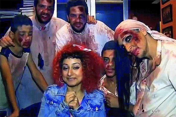 الكاميرا الخفية في الجزائر: تسويق لثقافة العنف!
