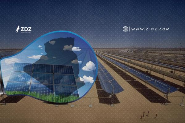 """""""TAFOUK1"""".. أضخم مشروع لإنتاج وتصدير الكهرباء من الصحراء"""