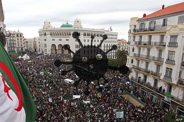 الاحتجاجات في منطقتنا: من المقلاة إلى النار؟