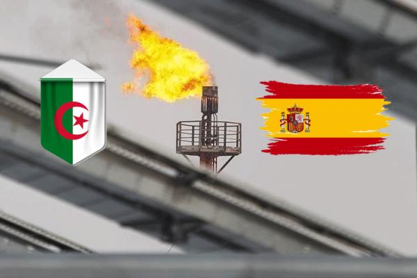 إسبانيا تهدد الجزائر وتبتزها لتخفيض سعر الغاز!