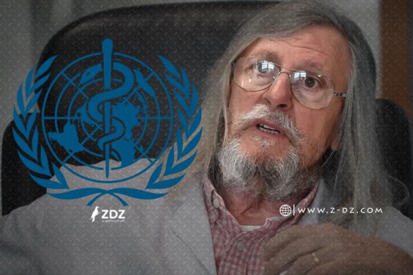 """البروفيسور راووت يرد على منظمة الصحة بشأن """"كلوروكين""""!"""