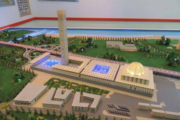 وزير المالية يكشف تكلفة إنجاز مسجد الجزائر الأعظم