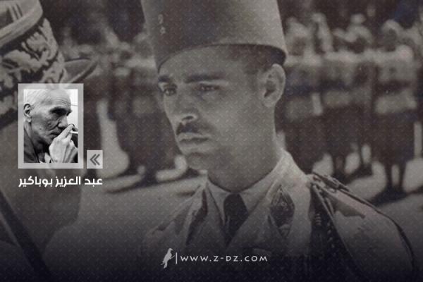 عربي، عربي… ولو كنت الكولونيل بن داود