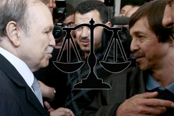 """""""غول"""" يطالب بإحضار بوتفليقة وشقيقه إلى المحكمة!"""