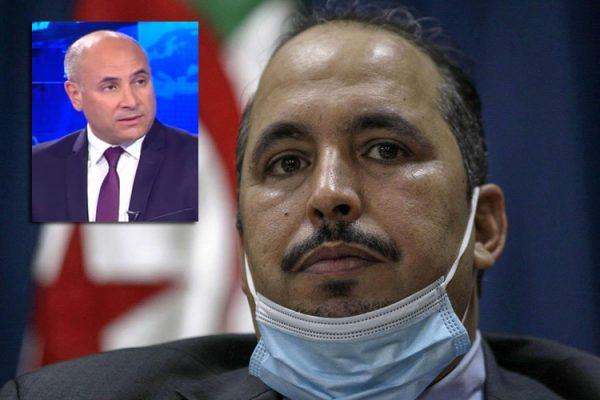 """زيتوني: الجزائر مستهدفة.. بعجي: """"الأفلان"""" كان رهينة!"""