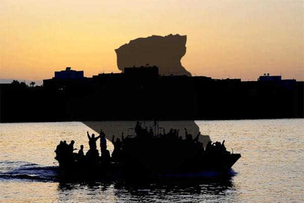 """لماذا لم توقف """"كورونا"""" قوارب الحراقة الجزائريين؟!"""
