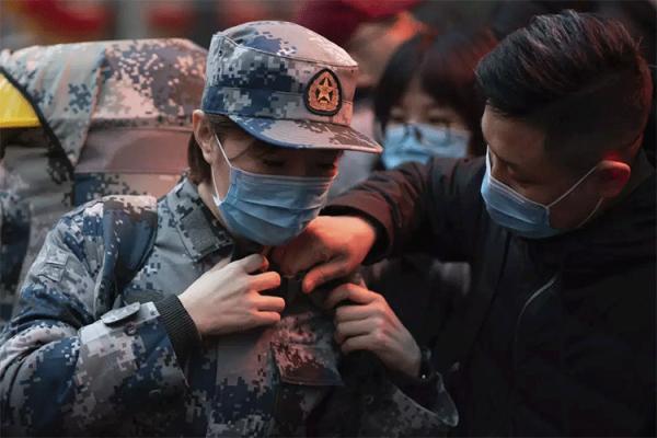 ضوء أخضر للجيش الصيني لاستعمال لقاح كورونا