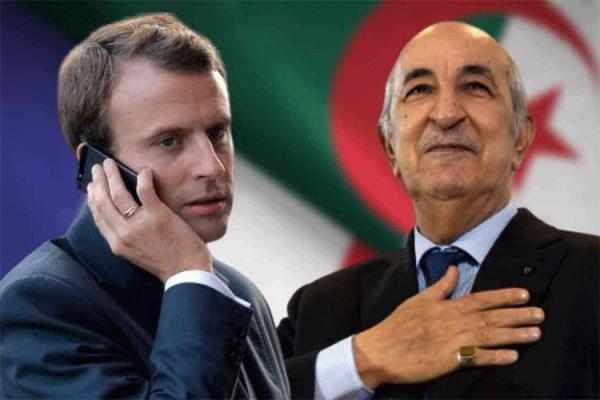 هذا تعليق فرنسا على استعادة الجزائر رفات شهدائها