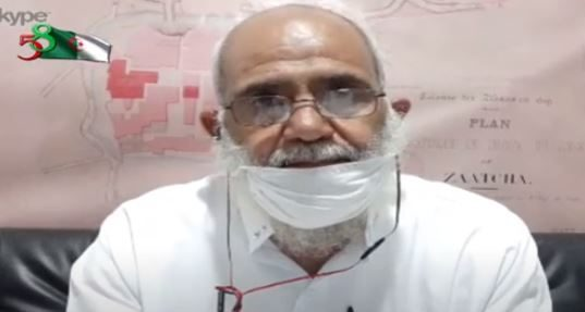 فيديو.. أحفاد الشيخ بوزيان: فخورون بعودة جمجمة جدنا