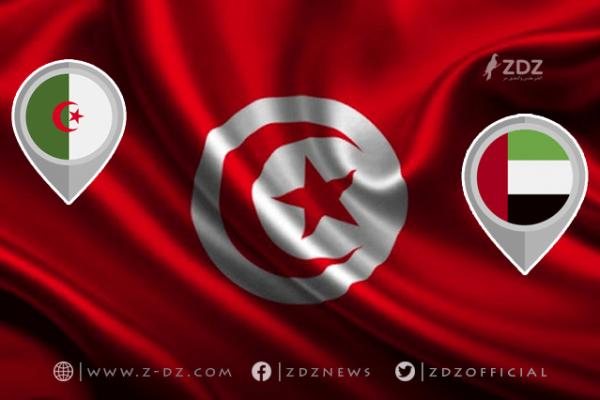 """الجزائر ترد على الإمارات: """"تونس خط أحمر""""!"""