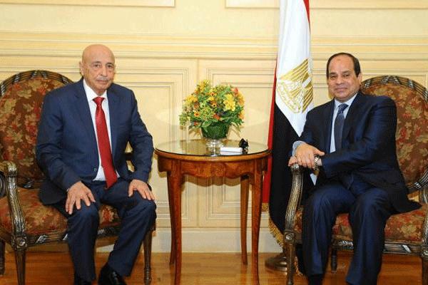 """هل تراجعت الجزائر عن استقبال """"عقيلة"""" بسبب السيسي؟!"""