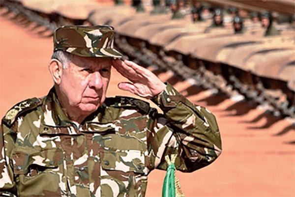 """الفريق """"شنقريحة"""": الجزائر محروسة برجالها"""