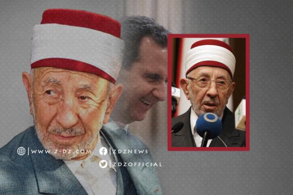 """بشهادة صحافي سوري: لهذا السبب قُتل """"البوطي""""!"""