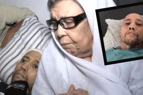 """جزائريو بريطانيا يحقّقون """"الأمنية الأخيرة"""" لمحمد زيات"""
