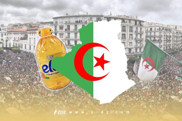 """حتى لا تذهب الجزائر """"في كيل الزيت"""""""