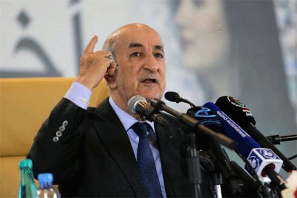 """""""تبون"""" يحذر مؤسسات جزائرية تتعامل مع لوبيات معادية!"""