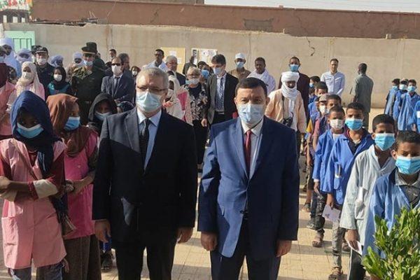 أسبوعان بعد المأساة.. الوزير في برج باجي مختار!