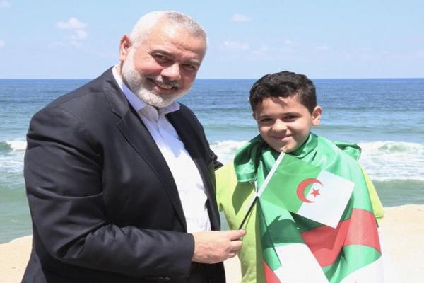 """""""حماس"""" الفلسطينية تطلب زيارة رسمية للجزائر"""