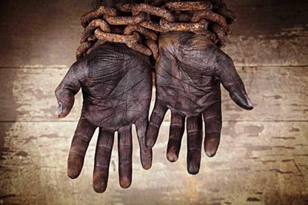 العبودية لا تزال في الروح