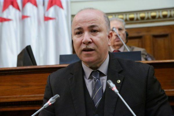 تعرف على الوزير الأول أيمن بن عبد الرحمان