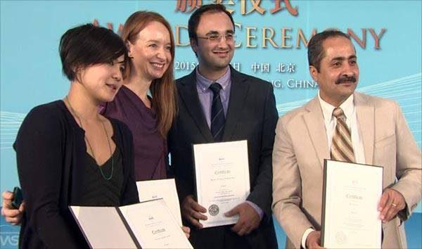 """شبكة """"الجزيرة"""" تحصد أربعًا من جوائز القمة الإعلامية بالصين"""