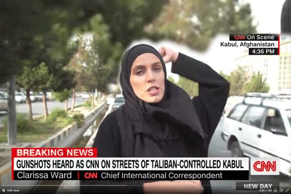 """""""CNN"""" نموذج التضليل الإعلامي لتشويه طالبان..!"""