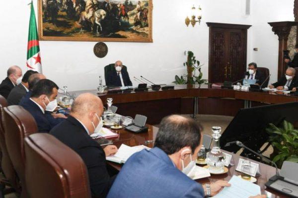 هذه القرارات الصادرة عن اجتماع مجلس الوزراء