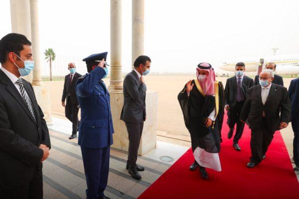 المغرب خارج أجندة زيارة وزير خارجية السعودية للجزائر
