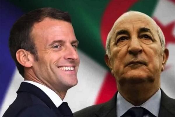 """الجزائر تستدعي سفيرها بسبب قلّة أدب """"ماكرون"""""""
