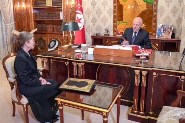تونس: رئيسة الوزراء تُشكل حكومة جديدة