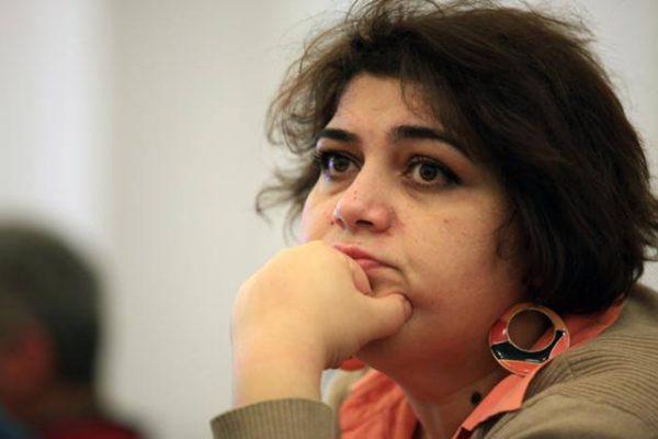 خديجة إسماعيلوفا تحصد جائزة اليونسكو لحريّة الصحافة