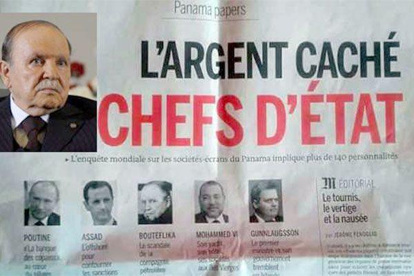 """بوتفليقة يقاضي """"لوموند"""" الفرنسية بسبب صورته"""