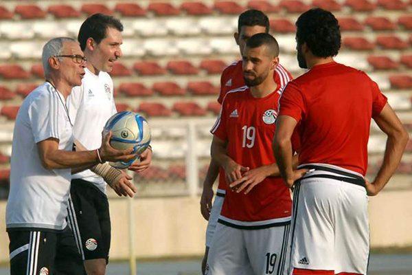 مدرّب مصر: نحن الأفضل والجزائر تخشى مواجهتنا!