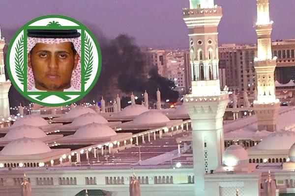 تفجير المسجد النبوي.. الإنتحاري تعاطى المخدرات!