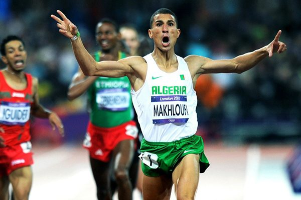 مخلوفي يهزم المغربي بوكنة في 800 متر بفرنسا