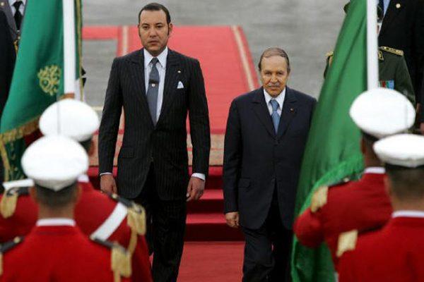 ملك المغرب يرسل مبعوثا خاصا ورجل مخابرات لبوتفليقة