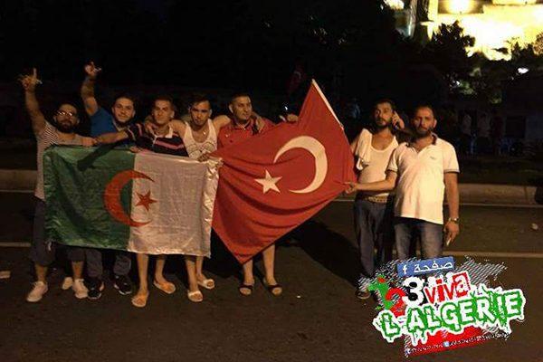 الخارجية: كل الجزائريين في تركيا بأمان